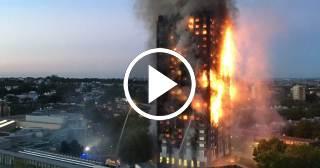El incendio de Londres fue causado por un refrigerador defectuoso