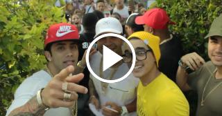 Ángeles y Yomil y El Dany preparan proyecto y enloquecen a sus fans