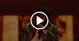 Aretha Franklin anuncia su retiro de los escenarios