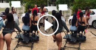 Baby Lores se rodea de sexys modelos cubanas en su nuevo videoclip