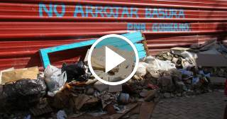 Cubanos opinan sobre los problemas con la basura en La Habana