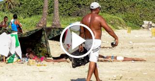¿Cómo viven el verano los cubanos?
