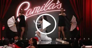Espectacular: Camila Cabello transforma The Ellen Show en un cabaret interpretando 'Havana'