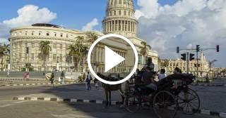 Así es por dentro la Tumba del Mambí Desconocido en el Capitolio de La Habana