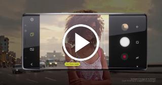 Samsung elige a la modelo cubana Karina Valero y a La Habana para presentar el Galaxy Note8