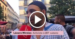 """Activista LGTBI cubano: """"Mariela Castro es una manipuladora"""""""