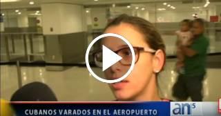 Más de 70 cubanos se encuentran en Aeropuerto de Miami para ser deportados