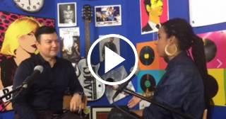 Danay Suárez ofrece entrevista a revista Boom tras su llegada a Miami