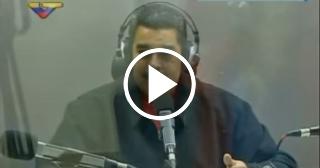 """Nicolás Maduro asegura que Venezuela """"rumbeó feliz"""" en estas Navidades."""