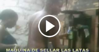 """Video de la PNR muestra """"fábrica clandestina"""" de refrescos Ciego Montero en Cuba"""