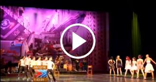Acosta Danza homenajeó a Fidel Castro