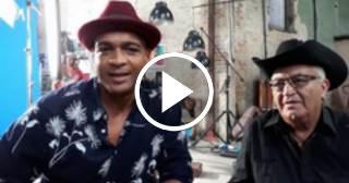 Descemer Bueno graba una canción y un videoclip junto a Eliades Ochoa