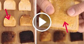 ¿Cómo crear la tostada perfecta?