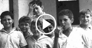 Recorrido por Colegio de los Jesuítas, donde estudió Fidel