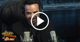 """Lo último de """"Despacito"""": Luis Fonsi parodia su propia canción"""