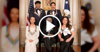 El Kennedy Center homenajea a Gloria Estefan y Lionel Richie y Trump no asiste al acto