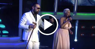 "Espectacular dúo de Haila y Alain Pérez al ritmo de ""Se llama clave"""