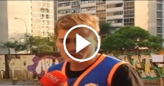 """Amigo de joven fallecido en Caracas: """"Fue un asesinato de la Guardia Nacional"""""""