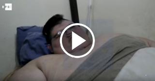 El hombre más obeso del mundo comienza tratamiento para adelgazar