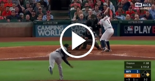 Verlander y Correa dejan tendidos en el terreno a los Yankees en Juego 2