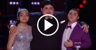 El ganador de La Voz Kids 2016 es...