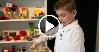 Un niño de diez años que impresiona con sus trucos a los grandes magos del mundo