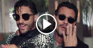 """ESTRENO: Ya está aquí el videoclip de """"Felices los 4"""" en versión salsa de Maluma y Marc Anthony"""
