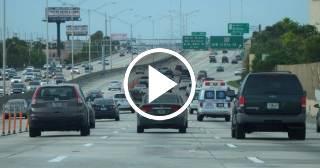 Miami entre las ciudades con peor tráfico en el mundo
