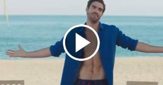 """Modelo cubano Juan Betancourt para """"My Summerland"""" de Women' Secret"""