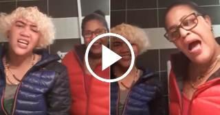 Madre e hija arremeten contra los cubanos de Miami