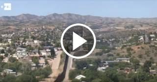 Estados Unidos comenzará a construir el muro fronterizo en tres puntos clave con dinero propio