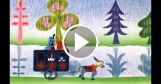 Muñequitos Rusos: La canción de los Músicos de Bremen (subtitulada)