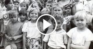 Muestra fotográfica recuerda Programa cubano de ayuda a niños de Chernóbil