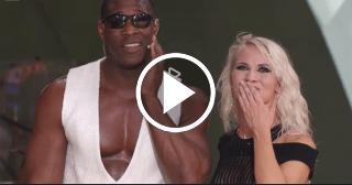 Cubano ciego emociona hasta las lágrimas a público y jurado de un programa de baile en Italia