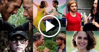 Estos son los nominados a los Oscar 2017