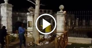 La tradicional vuelta a la Ceiba del Templete en este 2016