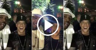 El Micha y Daddy Yankee juntos ¿nuevo proyecto?