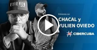 """Entrevista exclusiva con Chacal y Yulien Oviedo por el estreno de su nuevo tema """"Ahora Vete"""""""