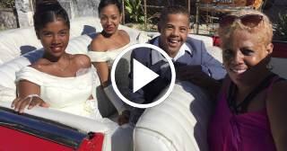 Cubanos en el exterior hacen realidad los 15 de Lazarito