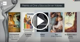 Algunos cubanos entre los nominados a los Premios Platino de cine 2017