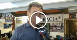 Ramón Saúl Sánchez exhorta a otros exiliados a que acepten la invitación de Mariela Castro