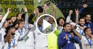 El Real Madrid se convierte en campeón del Mundial de Clubes