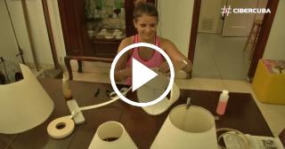 Emprendedores cubanos dominan con elegancia el arte del reciclaje
