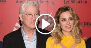 Richard Gere llevó a Miami el glamour y el antitrumpismo de Hollywood