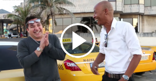 Historias de taxistas en La Habana, con Robertico
