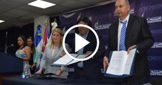 Cuba y El Salvador firman un acuerdo en materia de cooperación deportiva
