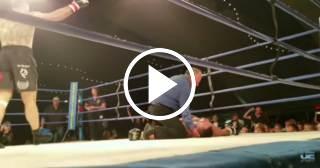 Muere veterano luchador de UFC tras sufrir brutal KO en un combate de boxeo