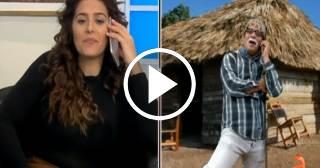 El Paparazzi Cubano se 'cuela' en el programa de Carlos Otero