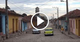 Trinidad, una de las ciudades coloniales más sugestivas y mejor conservadas de América Latina