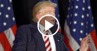 """Trump advierte de que construirá el muro en la frontera con México aunque tenga que """"paralizar"""" el Gobierno"""